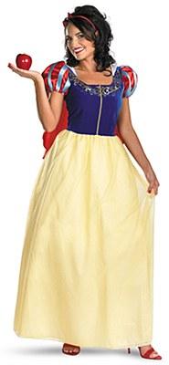 Disney Snow White Deluxe Adult Costume