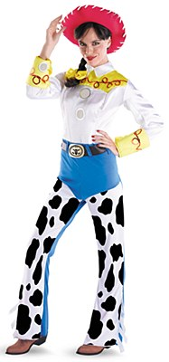 Toy Story Jessie Deluxe Adult Costume