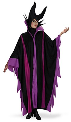 Disney Sleeping Beauty Maleficent Adult Costume