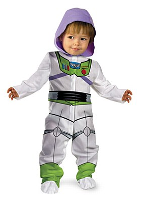 Toy Story Buzz Lightyear Newborn Costume
