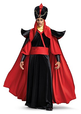 Disney Aladdin Jafar Deluxe Adult Costume