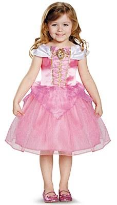 Disney Sleeping Beauty Aurora Sparkle Toddler Costume