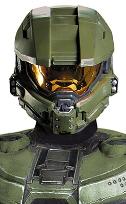 Halo Deluxe Master Chief Adult Mask