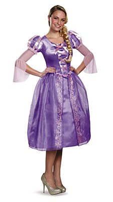 Disney Tangled Rapunzel Adult Costume