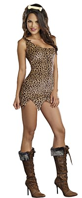 Cave Girl Adult Costume