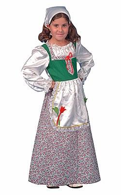 Dutch Girl Toddler Child Costume