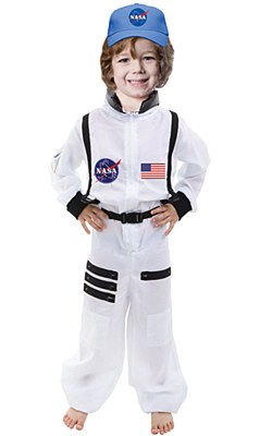 Astronaut Boy Toddler Costume
