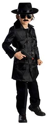 Secret Agent Spy Toddler Costume