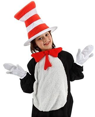 Dr. Seuss Cat In The Hat Kit