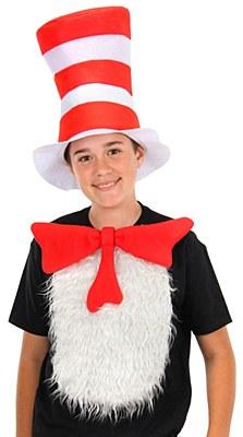 Cat In The Hat Instant Tux Kit