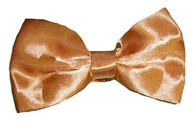 Orange Bow Tie Deluxe Quality