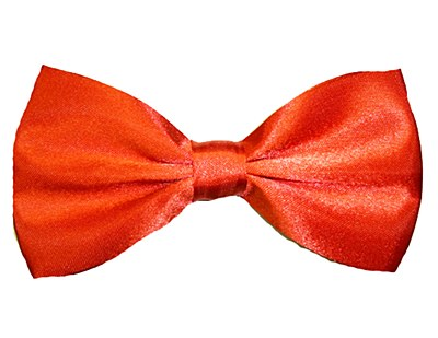 Red Bow Tie Deluxe Quality