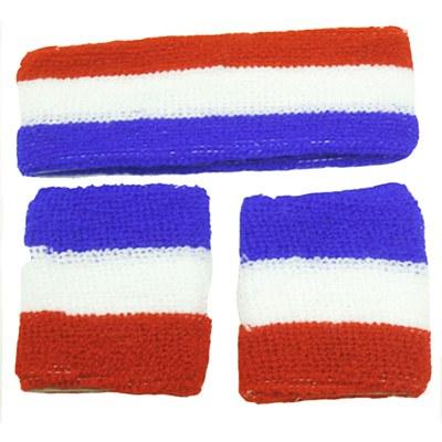 Patriotic Sweatband Set