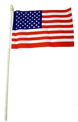 """United States 4""""x6"""" Stick Flag"""