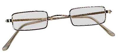Square Santa/Ben Franklin Glasses