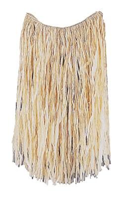 Raffia Grass Adult Skirt