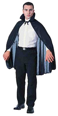 "Mid Length 45"" Adult Cape"