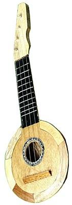 "Ukulele Coconut 18"" Guitar"