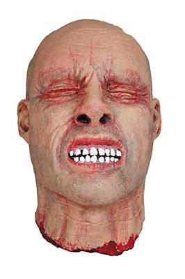 Bald Head Eyes Closed Prop