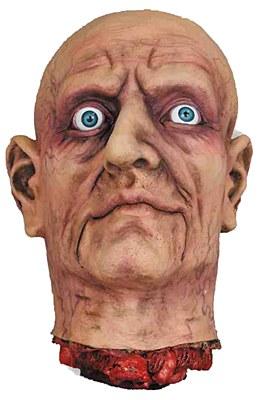 Bald Head Eyes Open Prop