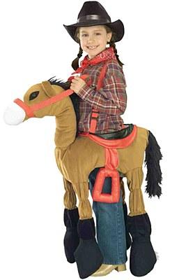 Horsey Rider Child Costume