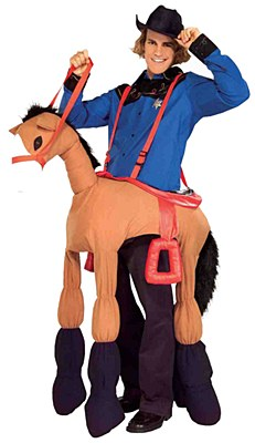 Just Horse N Around Adult Costume
