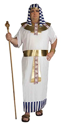 Egyptian Pharaoh Adult Plus Costume