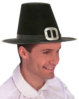 Pilgrim / Colonial Adult Hat