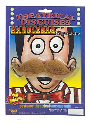 Handlebar Moustache