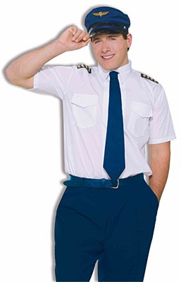 Pilot Adult Costume Kit