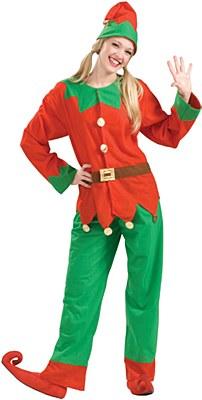 Simply Elf Unisex Adult Costume