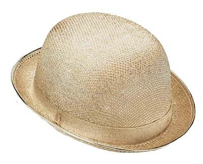 Derby / Bowler Glitter Hat