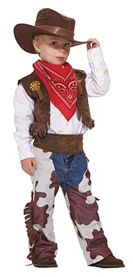 Cowboy Kid Child Costume