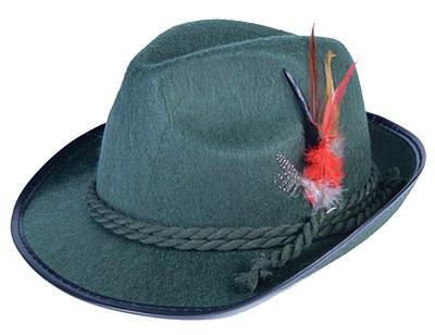 Oktoberfest Deluxe Green Hat
