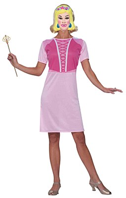 Retro Princess Adult Costume