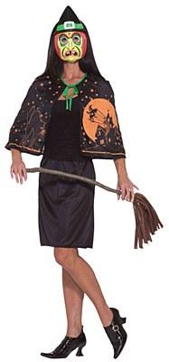Retro Witch Adult Costume