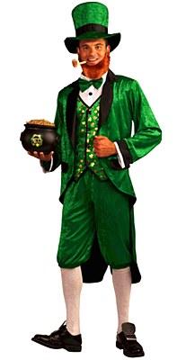 Mr. Leprechaun Adult Costume