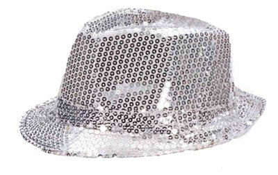 Fedora Sequin Hat