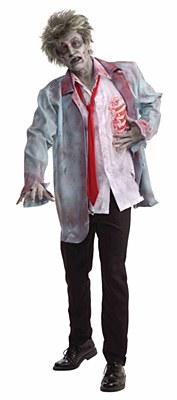Zombie Man Adult Costume