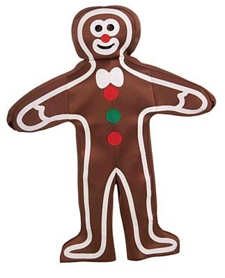 Gingerbread Man Adult Costume