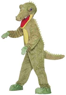 Crocodile What A Croc Adult Costume