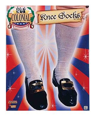 Colonial Knee High Socks
