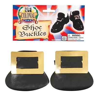 Colonial / Pilgrim Gold Shoe Buckles