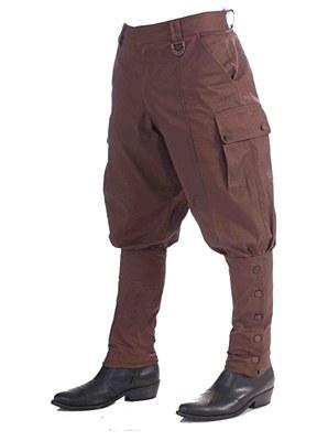 Steampunk Men's Pants