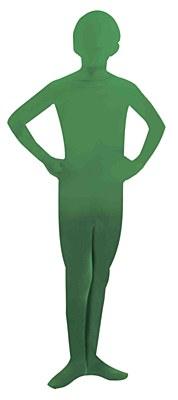 2nd Skin Green Morphsuit Child Costume