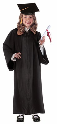 Graduation Gown Child Costume
