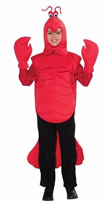 Lobster Child Costume