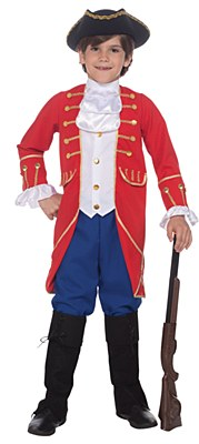 Founding Father Child Costume