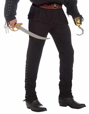 Buccaneer Grommet Pirate Pants