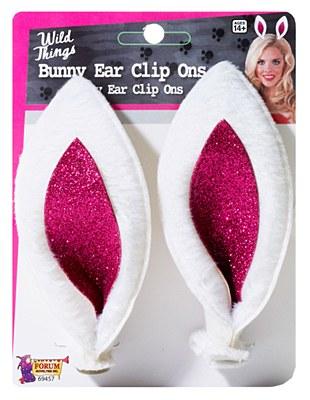 Bunny Ear Clip Ons